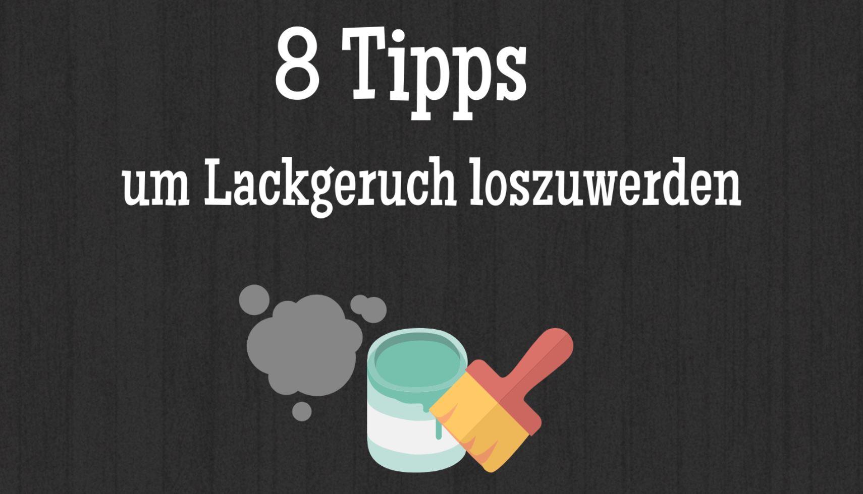 Lackgeruch Entfernen Von Mobeln Tipps Im Einrichtungsblog