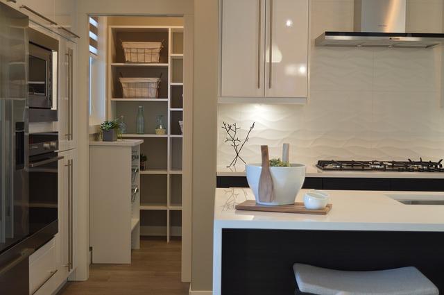 Abstellkammer Küche