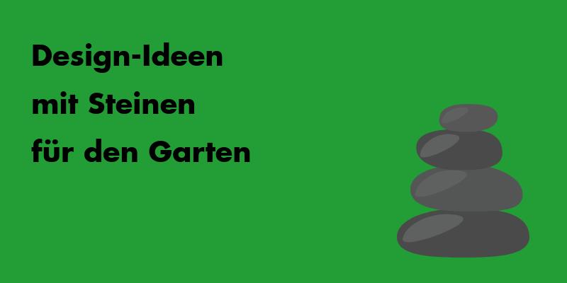 Wenn Du Genug Davon Hast, Dass Das Gras Auf Der Anderen Seite Immer Grüner  Ist, Dekoriere Deinen Garten Mit Steinen. Hier Sind Einige Tipps, Wie Du  Vorgehen ...
