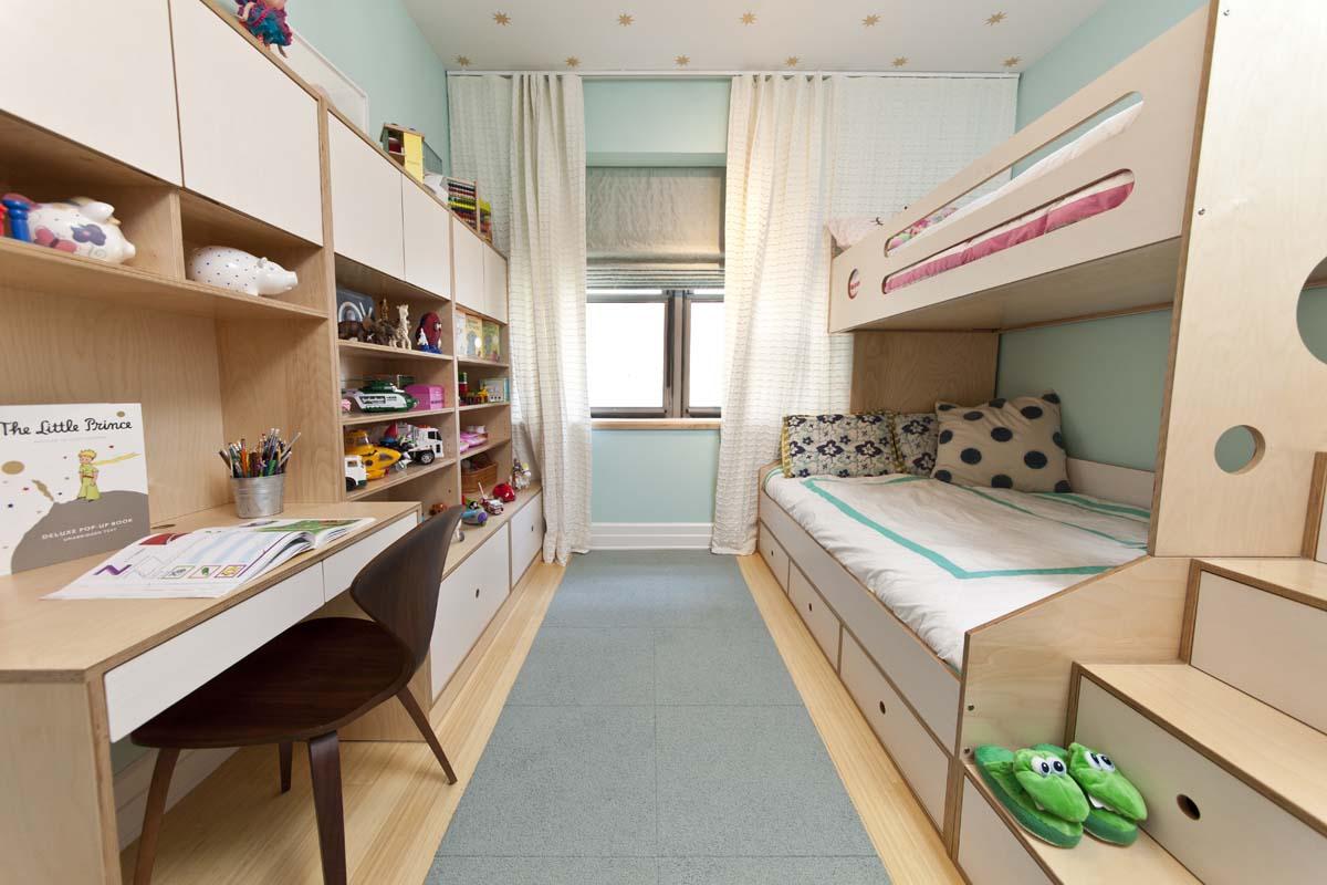 Schlauchzimmer einrichten (Anleitung für schmale, lange Räume)