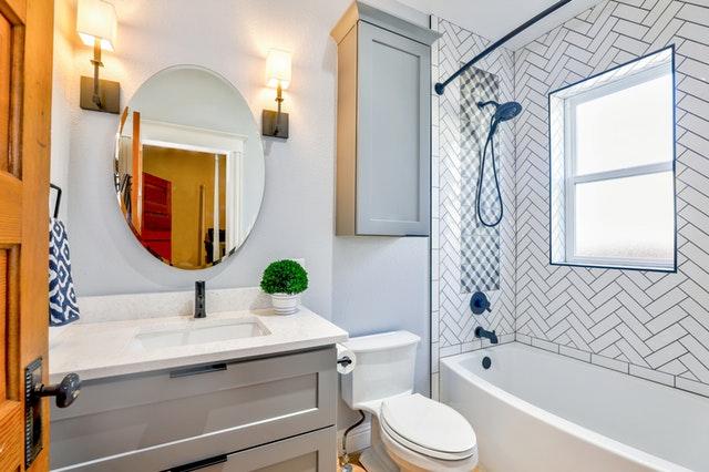 Kleines Bad einrichten (Tipps, Ideen und Inspiration)